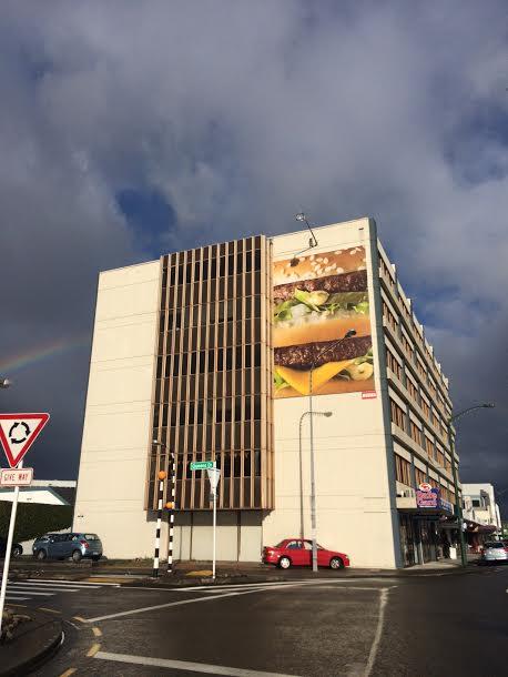 McDs Billboard