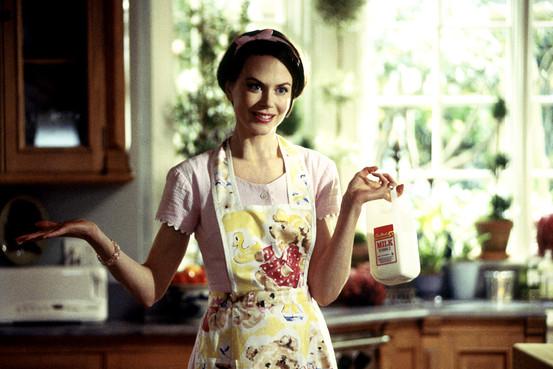 stepford housewife